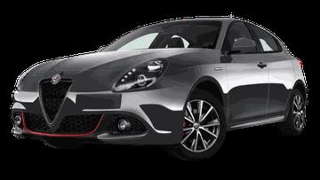 Noleggio Alfa Romeo Giulietta a Alfa Romeo Giulietta a Torino, Borgaro Torinese, Rosta e Abbadia Alpina Pinerolo.