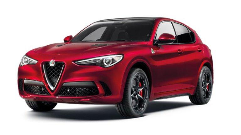 Alfa-Romeo-Stelvio Executive