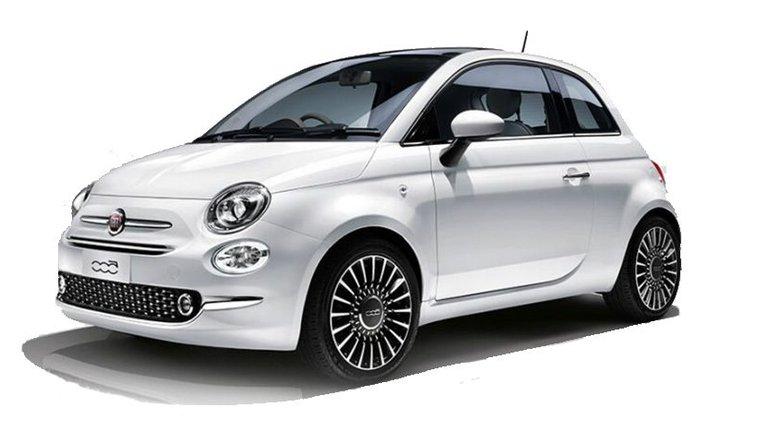 Fiat 500 Pop-1.2