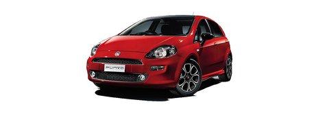Fiat Punto-rossa